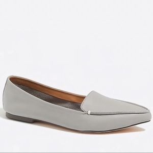 J. Crew Factory | Gray Edie Loafer